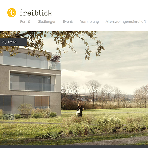Freiblick.ch - homepage